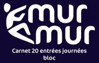 Carnet promo 20 entrées bloc